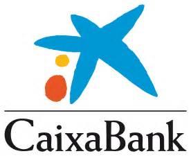 caixabank caixa bank logos