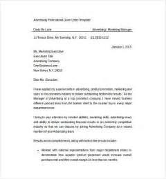 advertising sales cover letter 12 sales cover letter templates free sle exle