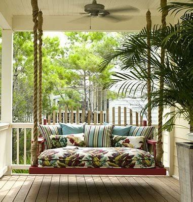 rope for porch swing rope porch swing for the home pinterest