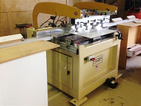 ritter woodworking panel wood machinery used equipment ritter r 246