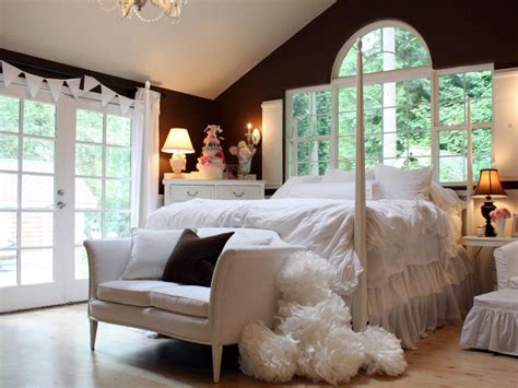 How To Decorate A Brown Bedroom by Budget Bedroom Designs Hgtv