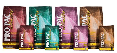 pro pac puppy food grain free pro pac 174 ultimates food all 40 bag plus 2