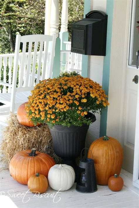 front porch decorating ideas for fall fall decor front 35 front porch decoration ideas for fall