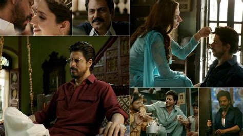 biography of raees film watch raees trailer introduces the evil side of srk and