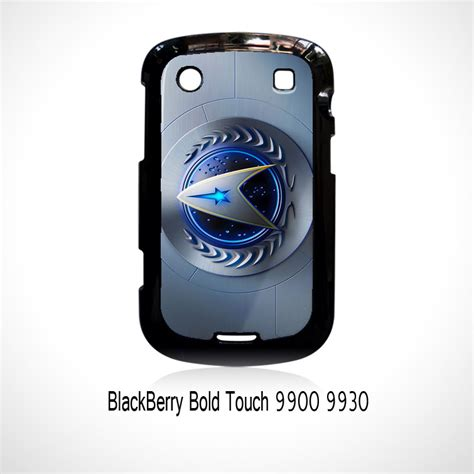 Spotlite Original Bb 9900 Dakota 1 trek starfleet command logo bb blackberry bold 9900