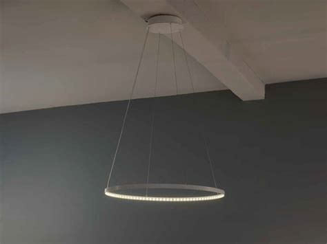 led direct indirect light pendant l circle 30 by le