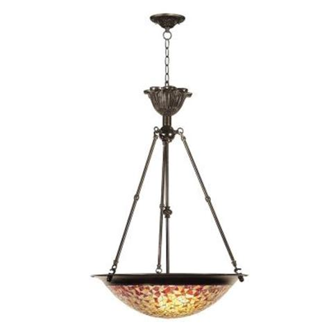 Mosaic Light Fixtures Dale 3 Light Fieldstone Cassidy Mosaic Hanging Fixture Discontinued Th100605 At The Home