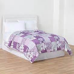 Purple Coverlet Purple Quilts Coverlets Sears
