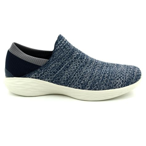 Skechers You by Skechers You 14951 Nvy Navy Trainers