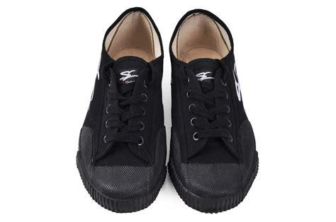 shoes black wushu shen shoes black