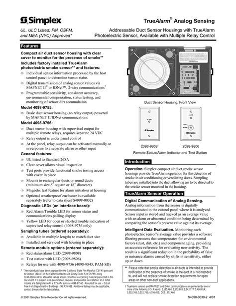 simplex duct detector wiring diagram wiring diagram schemes