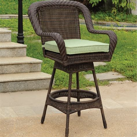 Bar Stool Patio Furniture by Free Shipping Key West Outdoor Bar Stool Leisure Select