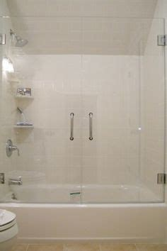 fibreglass shower surround 5 bathroom update ideas shower tub enclosures heard right a beautiful frameless