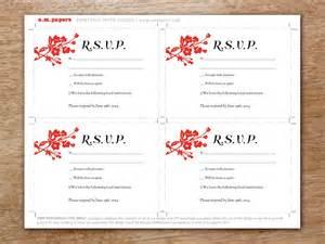 rustic script rsvp crafty pie press