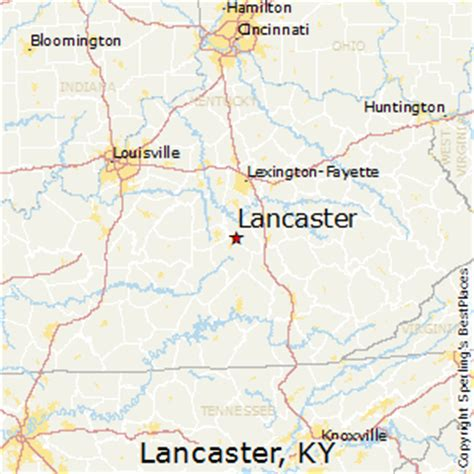 A Place Lancaster Ky Best Places To Live In Lancaster Kentucky