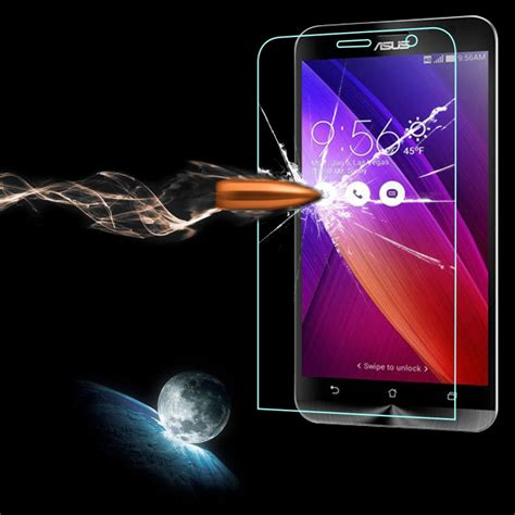 Vanvo Tempered Glass Zenfone Live tempered glass for asus live g500tg zenfone 3 max zc520tl zc553kl go zb452kg zb450kl 2 laser