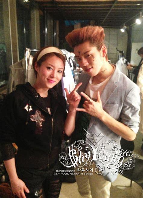 infinite l tattoo sunggyu dongwoo l shy young tattoo by inkedasia