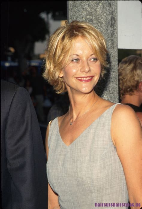 meg s new haircut 2013 meg ryan hairstyles front and back