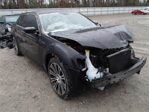 Wrecked Chrysler 300 For Sale Salvage 2013 Chrysler 300 S For Sale