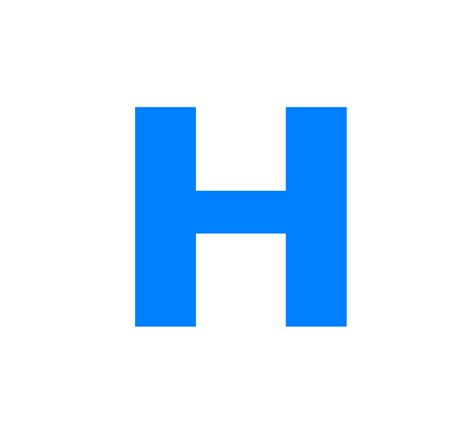 letter h clip at clker vector clip royalty free domain