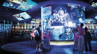Experience Space Travel At The Astronaut Of Fame by The Edition Hotel Opens In New Yorkdestinasian