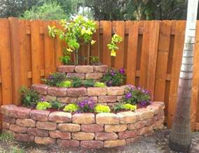 Backyard Corner Ideas Corner Landscaping Garden Ideas Activities Gardens Places And A Small