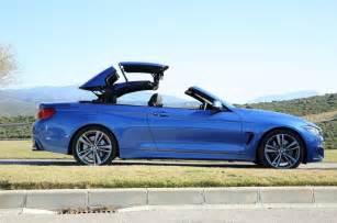 bmw 4 series 435i m sport convertible uk drive