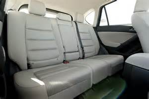 2015 mazda cx 5 rear seats photo 8