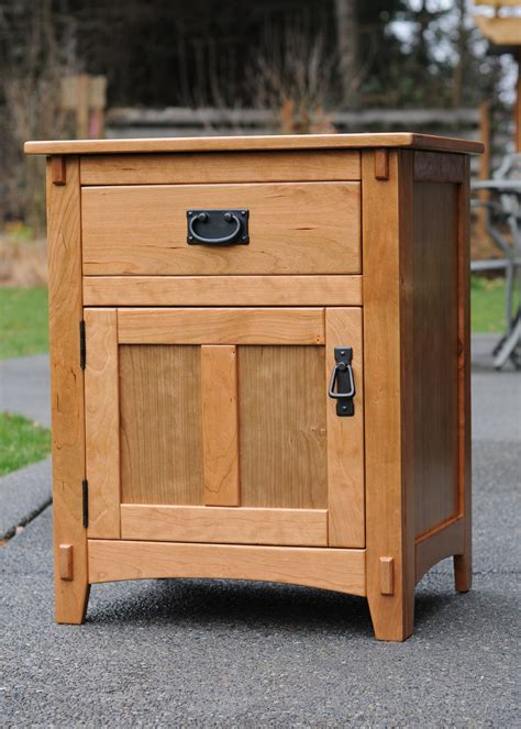 cherry stand kreg owners community woodworking projects stand