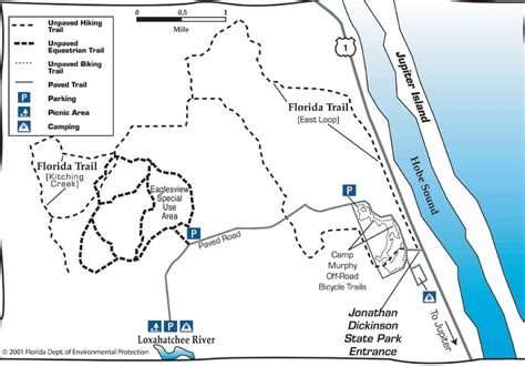 cing usa map jonathan dickinson state park csite map usa maps us