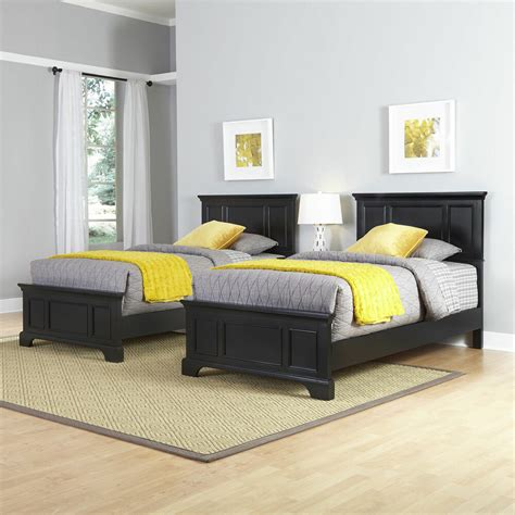 twin beds  night stand furniture bed room accent home decor storage  ebay