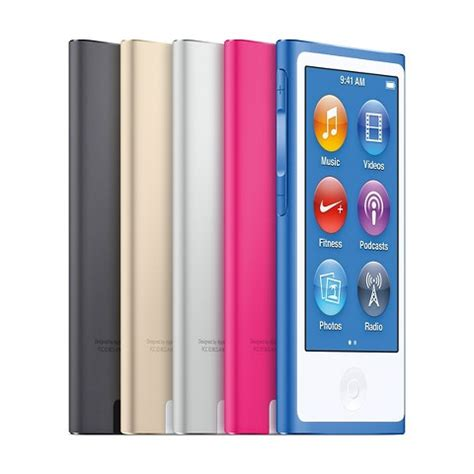 apple ipod nano 16gb assorted colors target