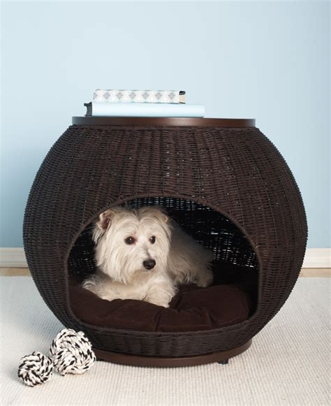 dog igloo bed the igloo dog bed furniture from the refined canine