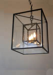 Large Square Chandelier Chandelier Square Steven Handelman Wrought Iron Designs