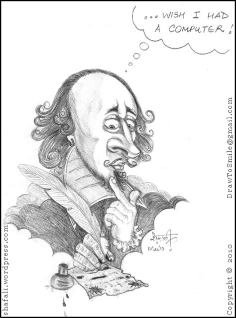 william shakespeare biography in simple english caricature cartoon william shakespeare the great