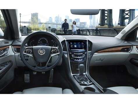 Cadillac Ats Interior Dimensions by 2014 Cadillac Ats 4dr Sdn 2 5l Standard Rwd Specs And
