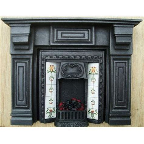 dolls house fireplaces dolls house fireplace with glowing fire fireplace f6cc1 from bromley craft products ltd