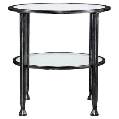target end table ls end table white target