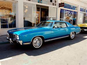 blue 1971 chevy monte carlo by partywave on deviantart