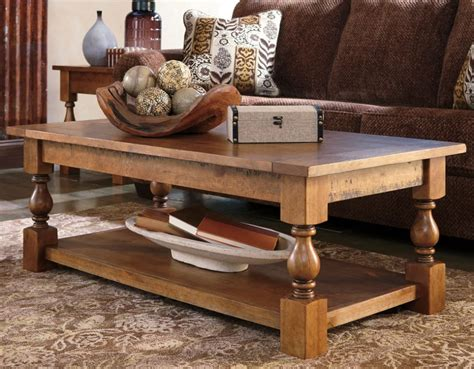 Modern Rustic Home Design Ideas rustic wood coffee table set build rustic wood coffee