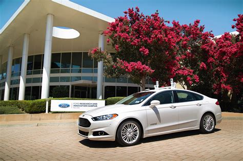 ford s road to autonomy self driven medium