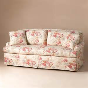 Slipcovers For Sofas And Chairs Vintage Floral Sofa Sofas Amp Loveseats Furniture