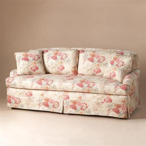 floral couches vintage floral sofa sofas loveseats furniture
