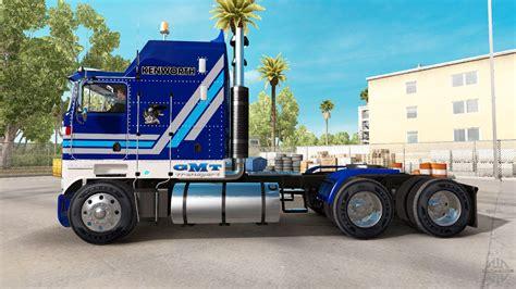 american truck kenworth kenworth k100 aerodyne for american truck simulator