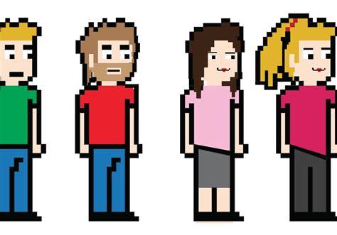 free 8 bit character vectors