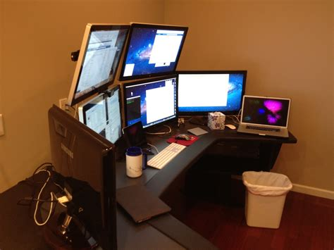 amazing small desk setup with home office home office