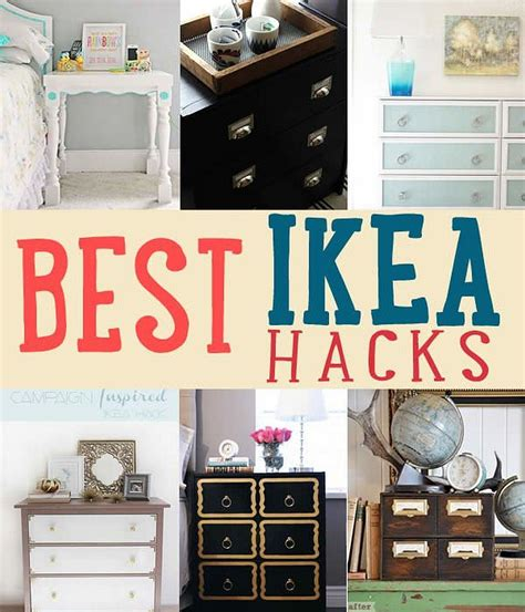 ikea furniture hacks home improvement hack ideas diy projects craft ideas how