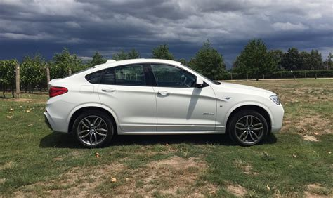 cars bmw 2016 2016 bmw x4 xdrive35d review caradvice