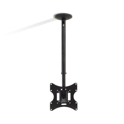 Tv Ceiling Mounting Brackets by New Pyle Pctvm15 Universal Tilt Swivel Adjustable Ceiling