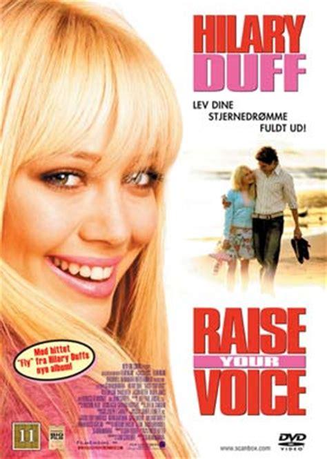 film disney hilary duff raise your voice brugt dvd laserdisken dk salg af
